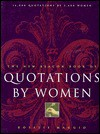 The New Beacon Book of Quotations - Rosalie Maggio