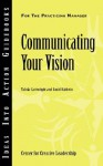 Communicating Your Vision - Talula Cartwright, David Baldwin