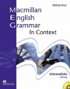 Macmillan English Grammar in Context Intermediate with Key and CD-ROM Pack - Simon Clarke, Kevin McNicholas, Michael Vince