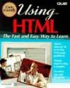 Using Html - Neil Randall, Greg Knauss, John Jung