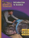Introduction to Science (Holt Science & Technology) - Katy Z. Allen, Robert H. Fronk