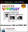 Master VISUALLY Dreamweaver MX and Flash MX - Sherry Willard Kinkoph, Mike Wooldridge