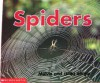 Spiders (Scholastic Time-to-Discover Readers) - Melvin A. Berger