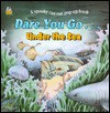 Dare You Go...Under the Sea: A Spooky Cut-Out Pop-Up Book (A Golden Book) - Cathy Shuttleworth, Sarah Hewetson