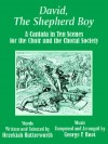 David, the Shepherd Boy: A Cantata in Ten Scenes for the Choir and the Choral Society - Hezekiah Butterworth