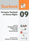 European Yearbook on Human Rights - Wolfgang Benedek, Manfred Nowak, Anja Mihr, Wolfram Karl