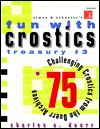 Simon & Schuster's Fun with Crostics Treasury: 75 Challenging Crostics from the Duerr Archives - Charles Duerr