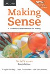 Making Sense: Social Sciences: A Student's Guide to Research and Writing - Margot Northey, Lorne Tepperman, Patrizia Albanese