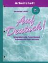 Auf Deutsch!: 2 Zwei: Arbeitsheft - Lida Daves-Schneider, Karl Schneider, Anke Finger