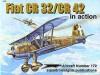 Fiat CR 32/CR 42 in action - Aircraft No. 172 - György Punka