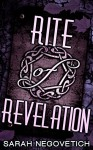 Rite of Revelation (Acceptance Book 2) - Sarah Negovetich