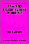 Law and Enlightenment in Britain - Tom D. Campbell