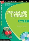 Speaking and Listening. Ages 8-9 - Christine Moorcroft