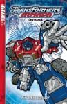 First Encounter (Transformers: Armada, Book 1) - Hasbro