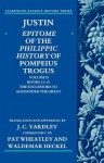 Justin: Epitome of the Philippic History of Pompeius Trogus: Volume II: Books 13-15: The Successors to Alexander the Great - Marcus Junianus Justinus, J. C. Yardley, Pat Wheatley