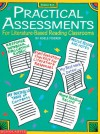 Practical Assessments for Literature-Based Reading Classrooms: For Literature-Based Reading Classrooms - Adele Fiderer