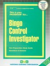 Bingo Control Investigator: Test Preparation Study Guide, Questions & Answers - National Learning Corporation