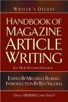 Writer's Digest Handbook of Magazine Article Writing - Writer's Digest Books