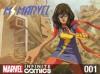 Ms. Marvel Infinite #1 - G. Willow Wilson, Adrian Alphona, Ian Herring, Sana Amanat