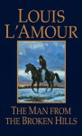 The Man from the Broken Hills (paperback) - Louis L'Amour