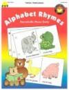 Alphabet Rhymes - Jean Warren, Totline