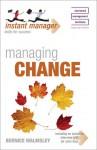 Managing Change - Bernice Walmsley