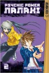 Psychic Power Nanaki Volume 2 - Ryo Saenagi