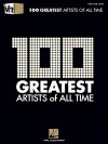 Vh1 100 Greatest Artists of All Time - Hal Leonard Publishing Company