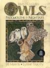 Australian Owls, Frogmouths & Nightjars - Jill Morris