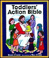 Toddlers' Action Bible - Robin Currie