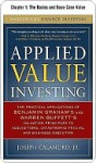 Applied Value Investing, Chapter - - 1 the Basics and Base-Case Value - Joseph Calandro Jr.