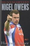 Hanner Amser: Hunangofiant Nigel Owens - Nigel Owens, Lynn Davies