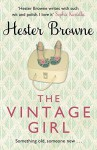 The Vintage Girl by Hester Browne (13-Feb-2014) Paperback - Hester Browne