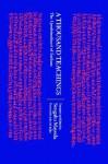 Thousand Teachings: The Upadesasahasri of Sankara - Sengaku Mayeda, John M. Koller