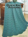 Quick Knit Afghans (Leisure Arts #5514) - Rita Weiss
