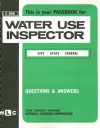 Water Use Inspector - National Learning Corporation