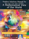 Student Solutions Manual for Parks/Musser/Trimpe/Maurer/Maurer's A Mathematical View of Our World - Harold Parks, Gary Musser, Lynn Trimpe
