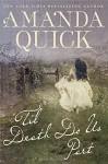 'Til Death Do Us Part (Thorndike Press Large Print Basic Series) - Amanda Quick