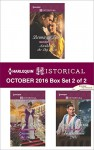 Harlequin Historical October 2016 - Box Set 2 of 2: Awakening the Shy MissGoverness to the SheikhAn Uncommon Duke - Bronwyn Scott, Laura Martin, Laurie Benson