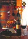 Tasting the Wine Country: Recipes from Romantic Inns and Resorts [With Music CD] - Sharon O'Connor