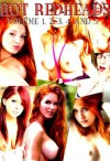 Hot Redheads Collected Edition - Volumes 1 to 5 - A sexy photo book - Lauren Miller