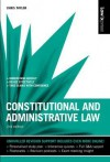 Constitutional & Administrative Law: Uk Edition (Law Express) - Chris Taylor