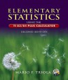 Elementary Statistics Using The Ti 83/84 Plus Calculator Plus My Math Lab/My Stat Lab Student Access (2nd Edition) - Mario F. Triola