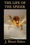 The Life of the Spider - J. Henri Fabre, Alexander Teixeira de Mattos