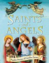 Saints and Angels: Popular Stories of Familiar Saints - Claire Llewellyn