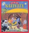 Lift The Flap Nativity (Lift The Flap) - Allia Zobel Nolan