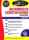Schaum's Outline of Basic Mathematics for Electricity and Electronics (Schaum's) - Arthur Beiser