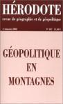 Géopolitique des montagnes (Hérodote no 107) - Yves Lacoste