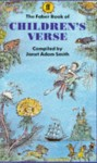 The Faber Book Of Children's Verse - Janet Adam Smith