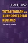 Totalitarian and Authoritarian Regimes - Juan J. Linz